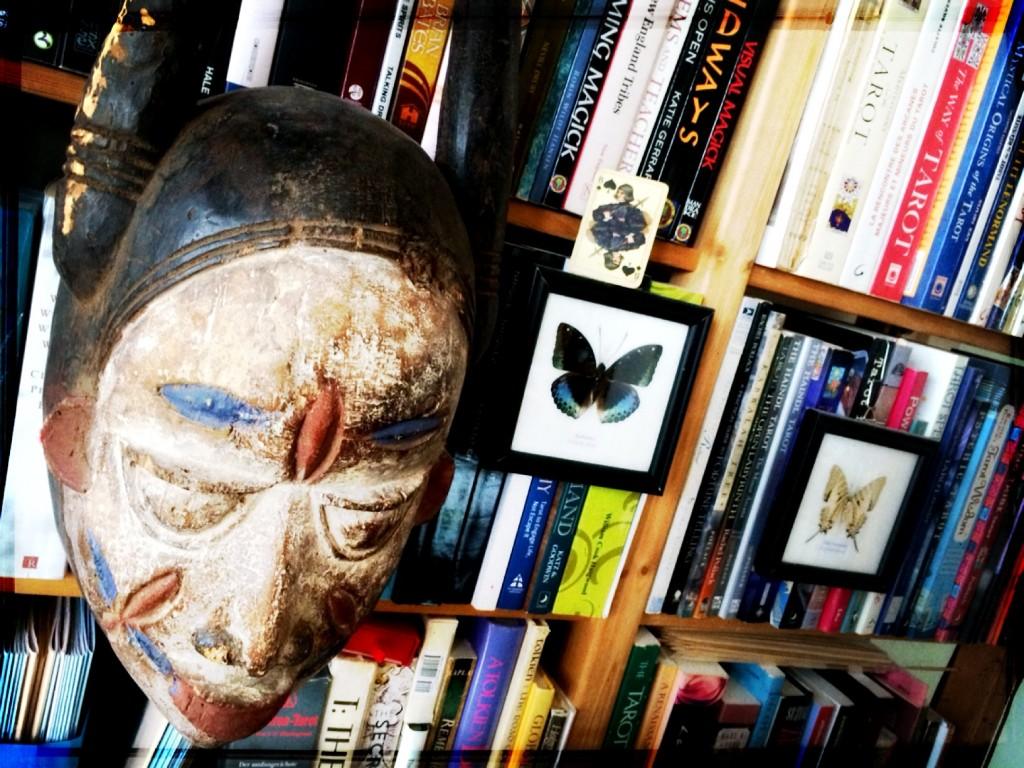 Yoruba Gelede mask in my private collection (Photo: Camelia Elias)