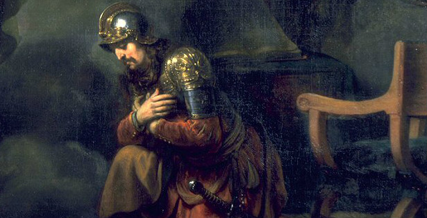 """""""Vision of Cornelius the Centurion"""" (adapted) by Gerbrand van den Eeckhout.  From WikiMedia."""