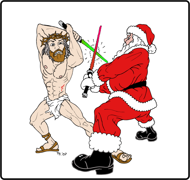 santa-vs-jesus-detail