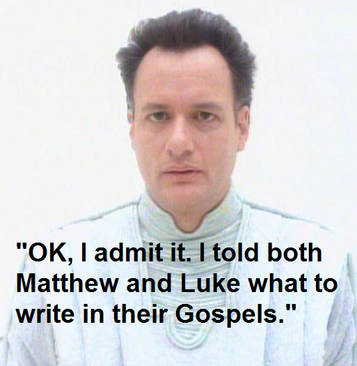 Q inspired Matthew and Luke