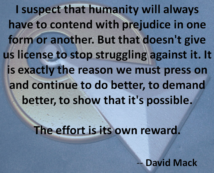 David Mack IDIC