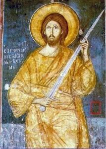 Armed Jesus
