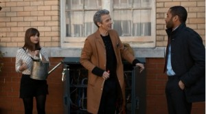Doctor Clara Danny Caretaker