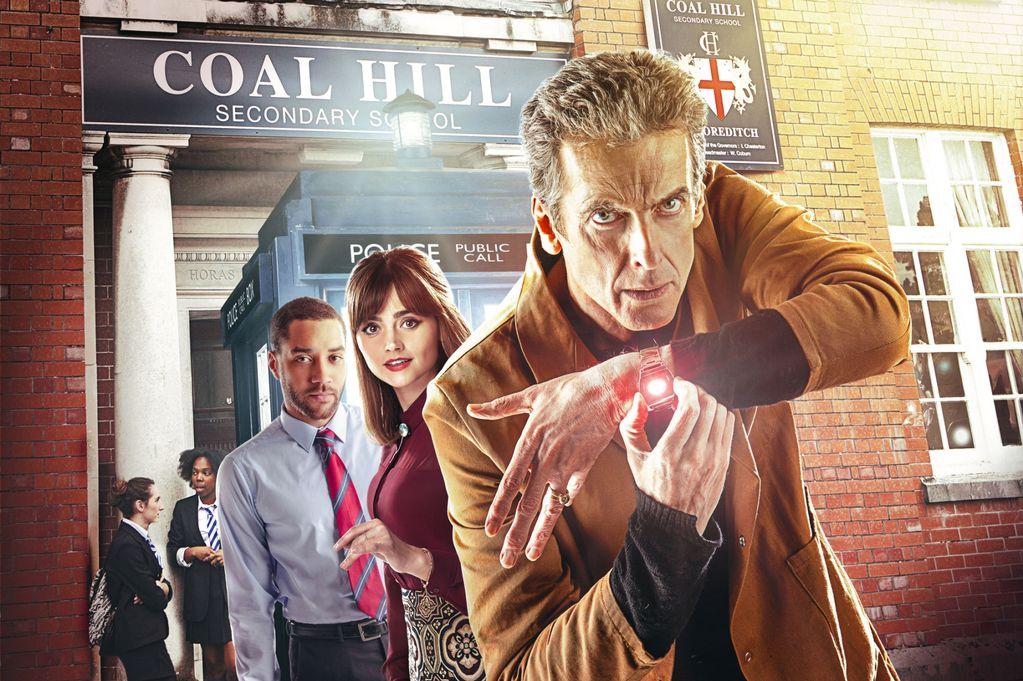 Dr Who Caretaker