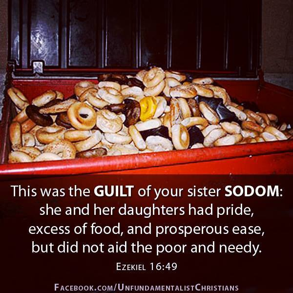 Sodom's sin
