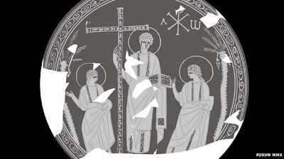 Beardless Jesus reconstruction