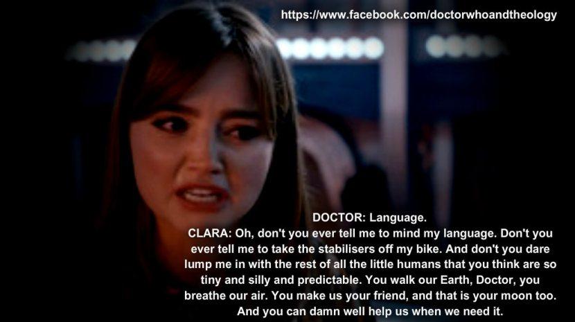 Clara's speech