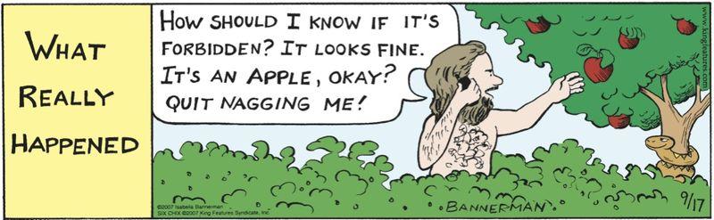 Garden of Eden - What Really Happened