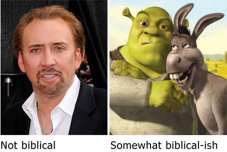 Somewhat Biblical