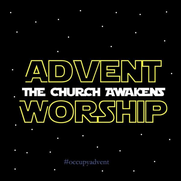 Advent Worship The Church Awakens