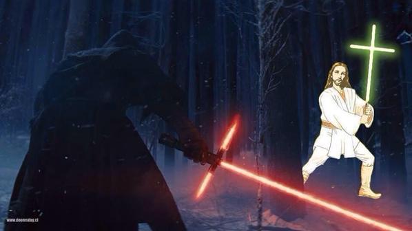 Jesus in Star Wars Episode VII