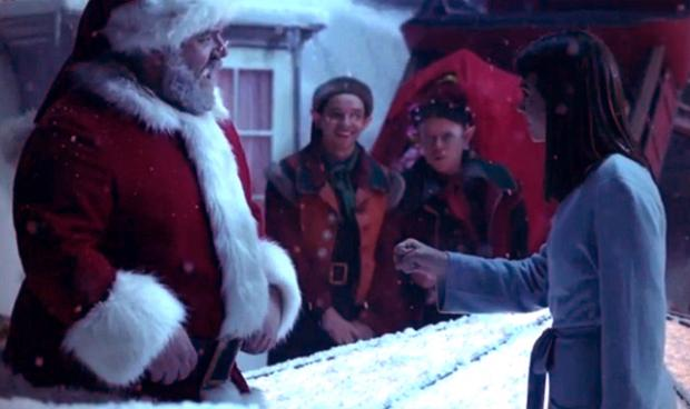 Doctor Who Last Christmas.Doctor Who Last Christmas James Mcgrath