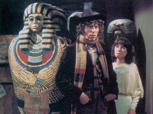 Doctor Who Pyramids of Mars