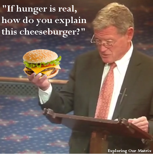 Inhofe Cheeseburger