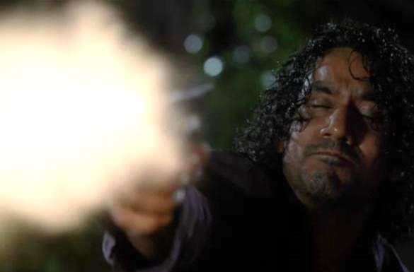 Lost Sayid shoots Ben