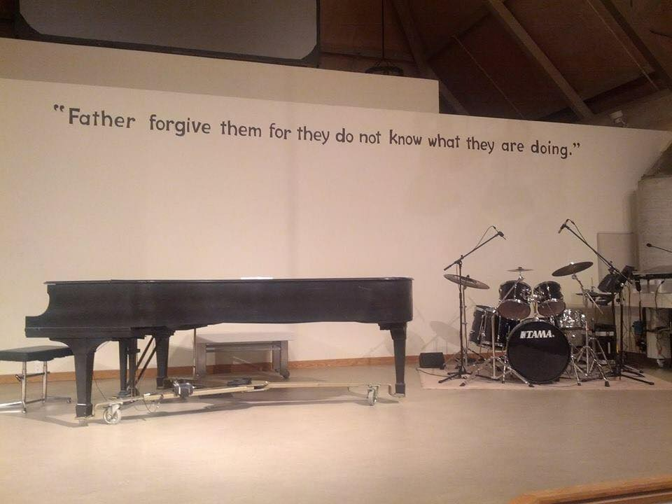 Father Forgive the Musicians