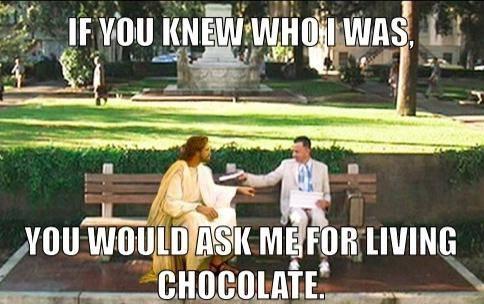 Living Chocolate