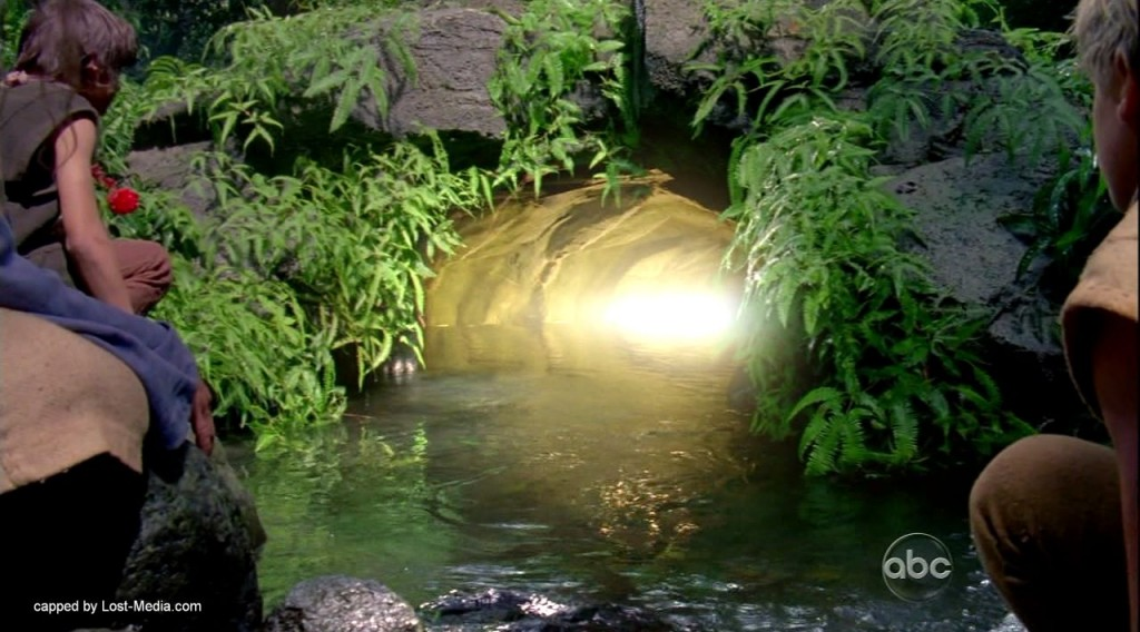 LOST cave of light