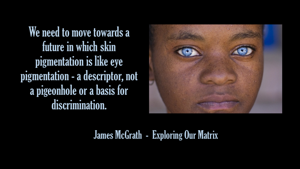 Skin and eye pigmentation