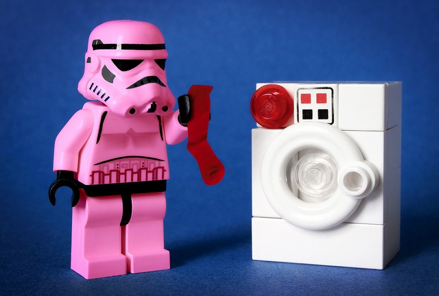 stormtrooper laundry issues