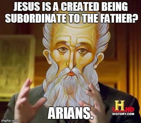 Ancient Arians