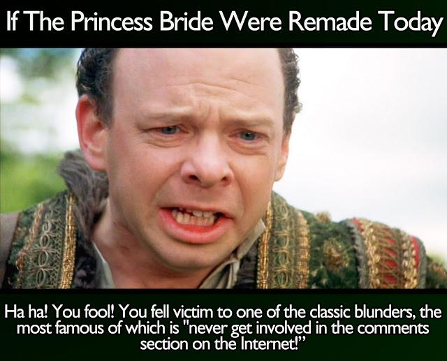 Comments Section Princess Bride