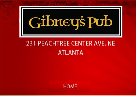 Gibney's Pub logo
