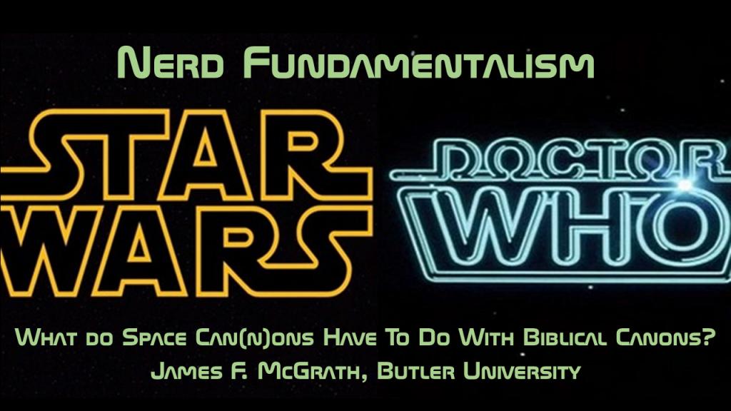 Nerd Fundamentalisms slide 1