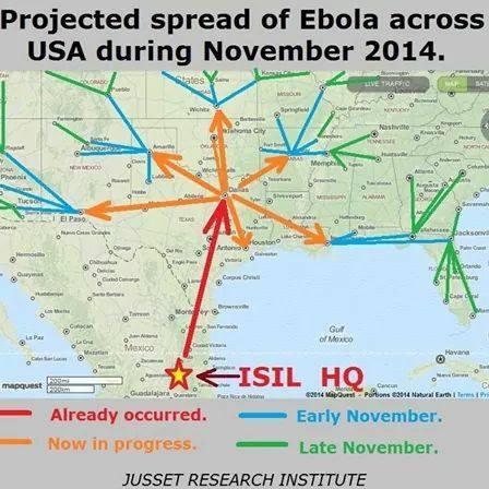 Jusset Research Institute Ebola