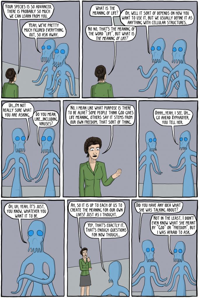 alienWisdom