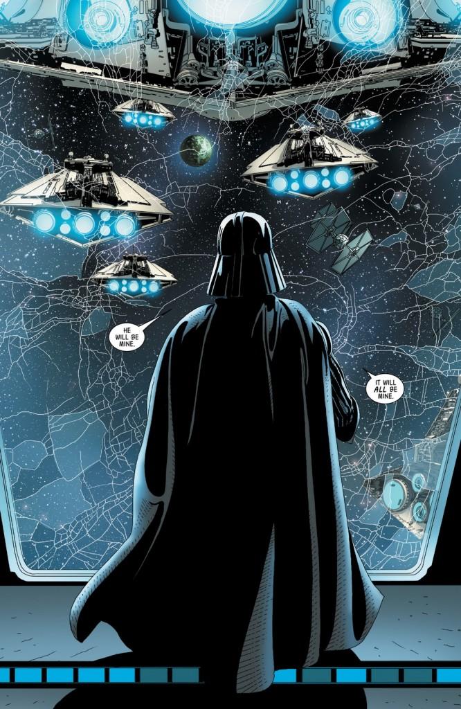 Darth Vader #6 image 8