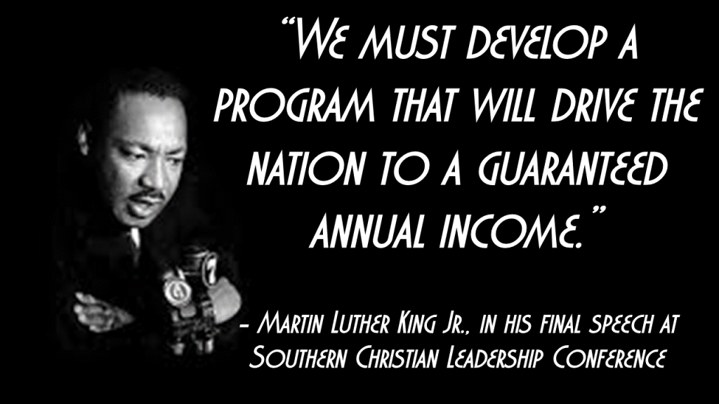 MLK Basic Income