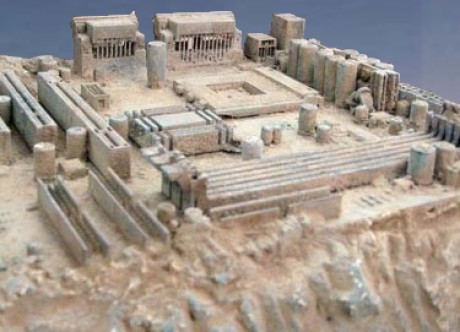Ancient Greek Motherboard