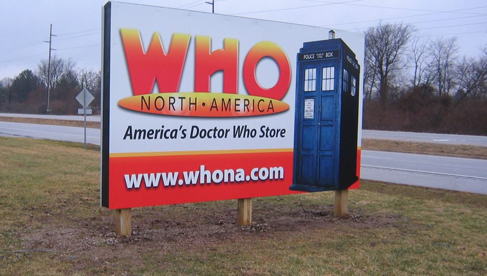 WhoNA sign