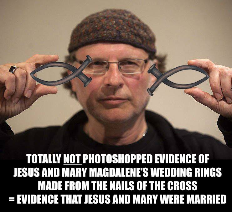 The original Jesus fish discovered