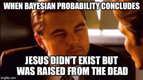 Bayesian Jesus