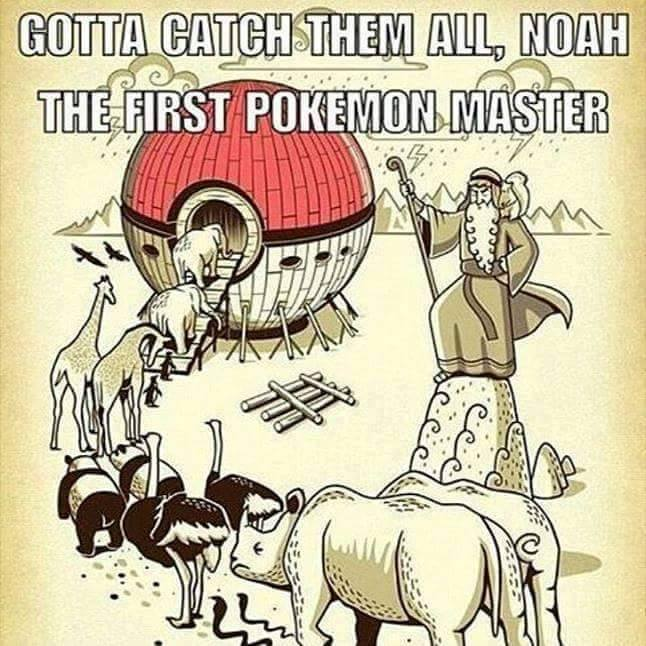 Noah Pokemon Master