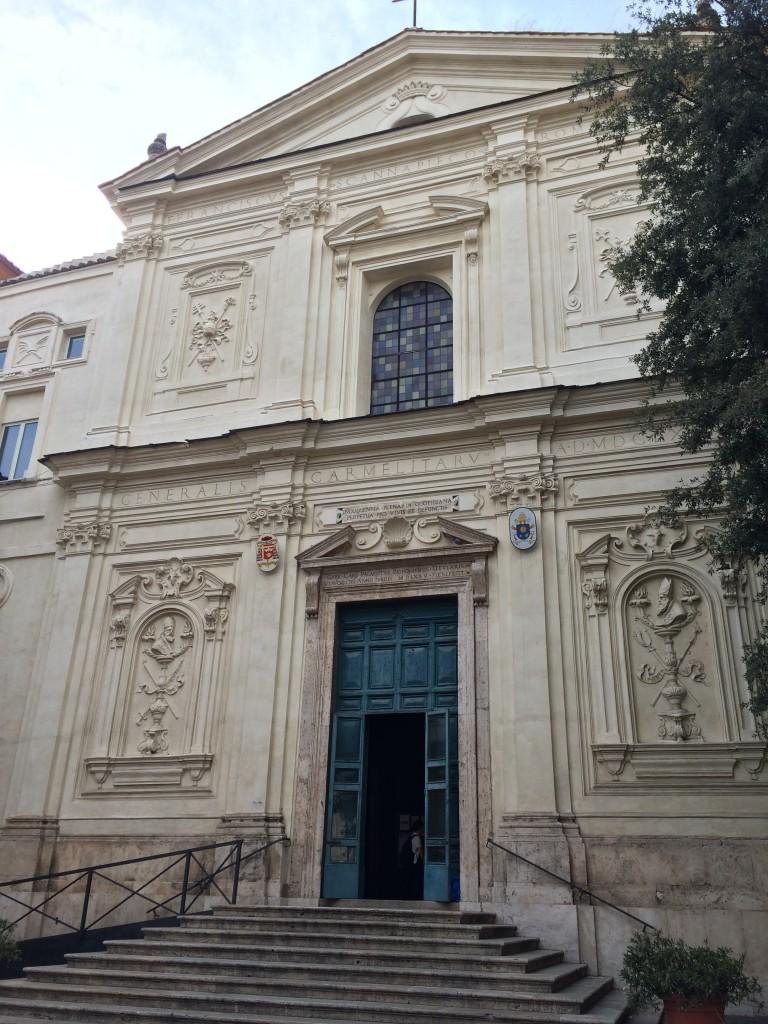 Church interior 1 exterior 2