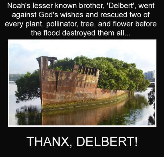 Thanx Delbert