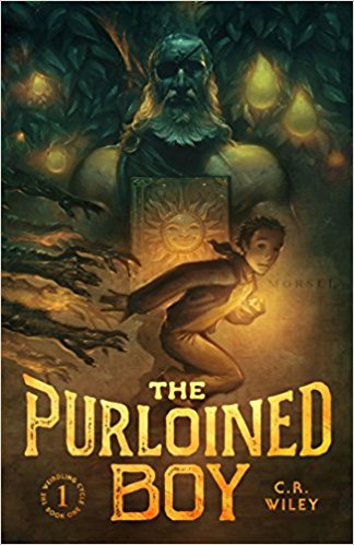 The Purloined Boy (The Weirdling Cycle #1)