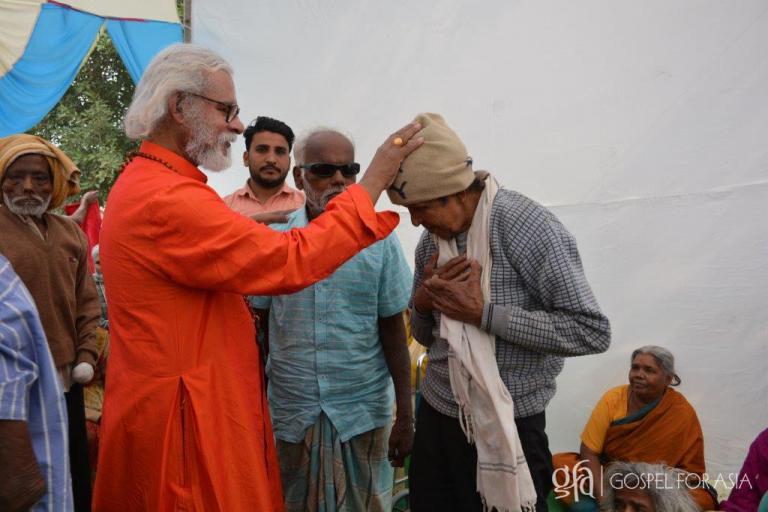 My Recent Leper Colony Visit - KP Yohannan - Gospel for Asia
