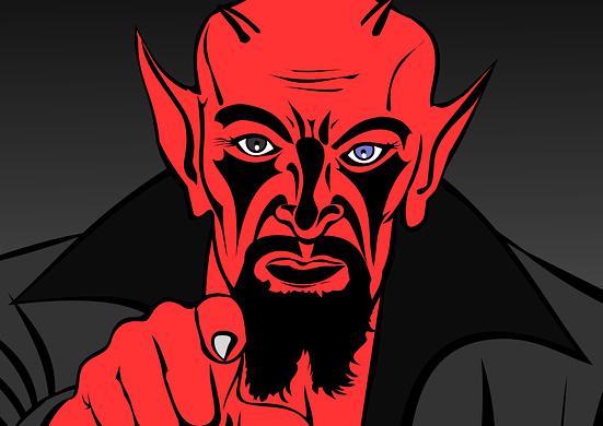 I want you Devil
