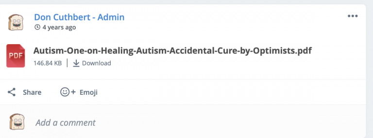 """Woman that Promotes Bleach as Autism """"Cure"""" Loses Facebook Groups"""