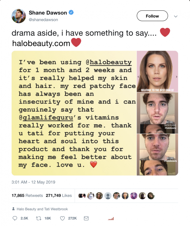 Should Fans Trust Tati Westbrook After James Charles Fallout