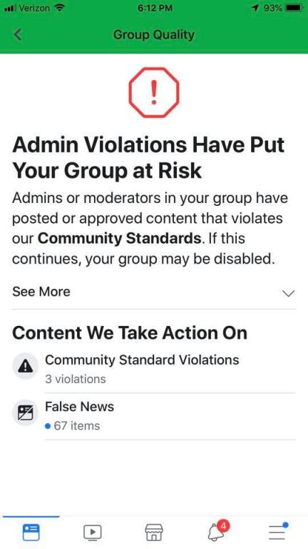 Facebook Shutting Down Largest Anti-Vax Group on Its