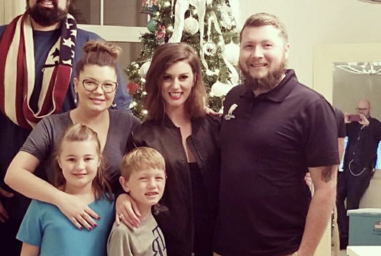 Amber Portwood's Brother Accuses Her Boyfriend of Lying to Police