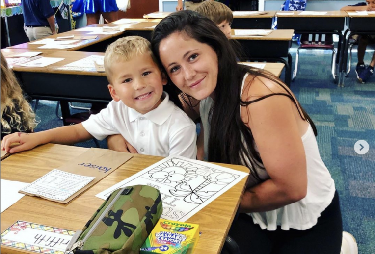 Jenelle Eason's Children Go Back to School After Difficult