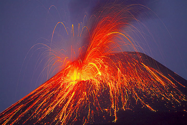 Photo Credit: The Day the Volcano Erupted (Liscense)