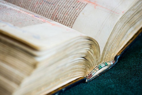 photo credit: Centuries-old medieval manuscripts added to UBC Library collection via photopin (license)