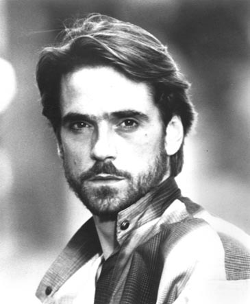 Image result for young jeremy irons